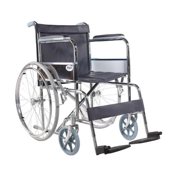 Esco Standard Wheelchair WCH5260SD - Wheelchair - 1