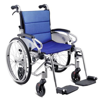 Esco Transport Lightweight Wheelchair WCH8008LW - Wheelchair - 1