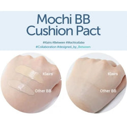 Klairs Mochi BB Cushion Pact SPF40/PA++ - BB Cushion - 2