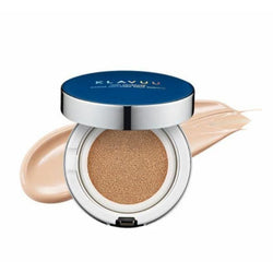 Klavuu Blue Pearlsation High Coverage Marine Collagen Aqua Cushion 12g - BB Cushion - 1