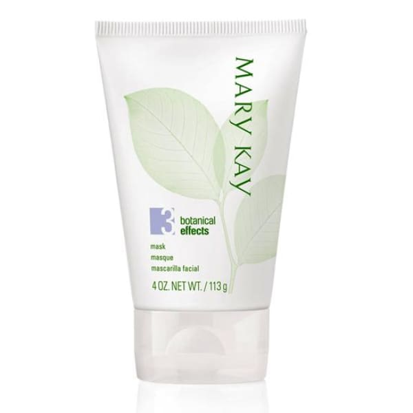 Mary Kay Botanical Effects Mask Formula 3 (Oily Skin) 113g - Face Mask - 1