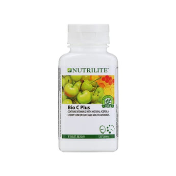 NUTRILITE Bio C Plus All Day Formula (120 tab) - 1