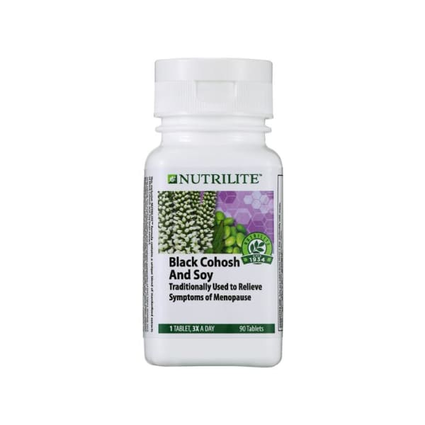 NUTRILITE Black Cohosh and Soy (90 tab) - 1