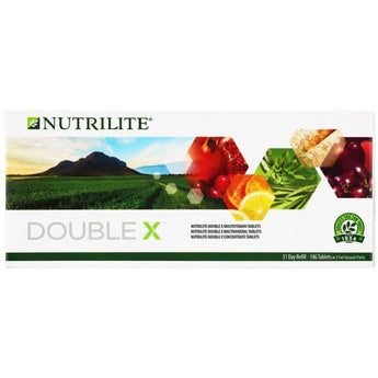 NUTRILITE DOUBLE X Refill Multivitamin/Multimineral/Concentrate (31-day supply) - 1