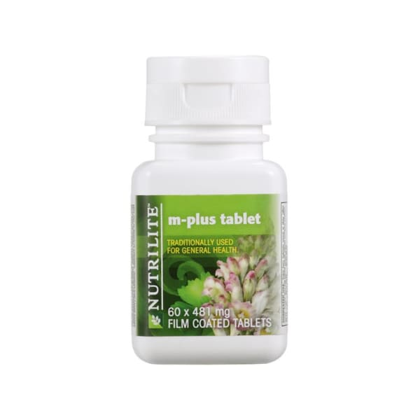 NUTRILITE M-Plus Tablet (60 tab) - 1