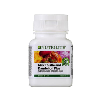 NUTRILITE Milk Thistle and Dandelion Plus (60 tab) - 1
