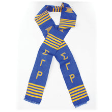 Fraternity and Sorority Sashes...Greek pride - LSM Boutique's Fashion N Fragrances