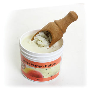 Shea/Mango Butter: 4 oz...diminishing of scars - LSM Boutique's Fashion N Fragrances