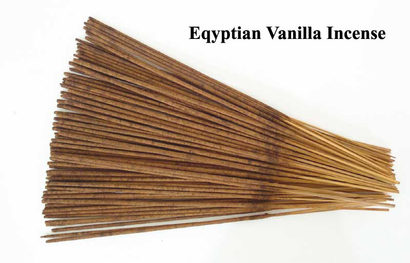 Egyptian Vanilla Exotic Incense Bundle...85-100 sticks - LSM Boutique's Fashion N Fragrances