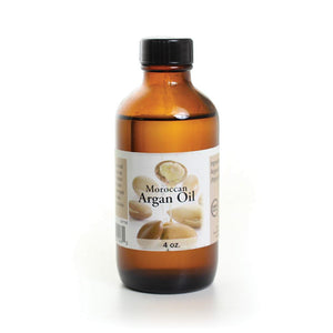 Moroccan  Argan Oil: 4 oz..Rejuvenate your hair and skin