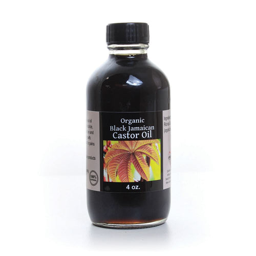 Black Jamaican Castor Oil (Organic) 4 oz... remedy for thinning hair