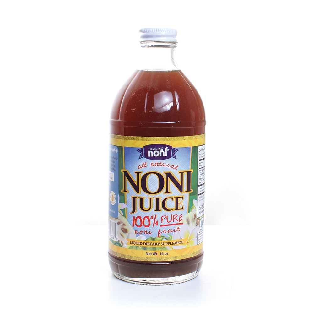 Noni Healing Juice - 16 oz...100% Pure Noni - LSM Boutique's Fashion N Fragrances