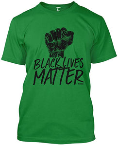 Black Lives Matter Powerful Tee Shirt