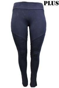 Plus Size Comfy Stylish Leggings 1x2x3x