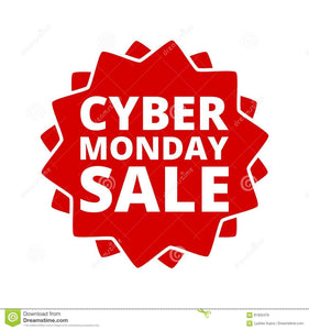 Special Celebration Sale Cyber Mondays