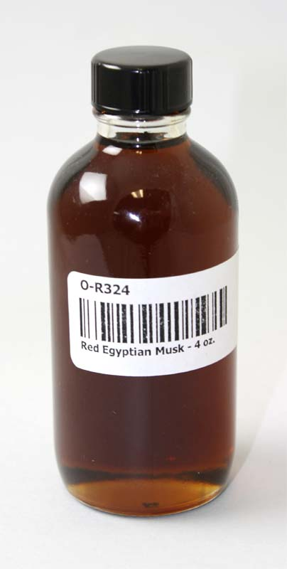 Egyptian Musk Red - 4 oz...sensual fragrance