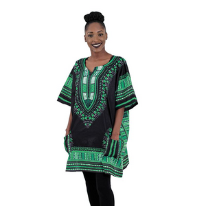 Women's Queen Sized Traditional Dashiki FLASH SALE! - LSM Boutique's Fashion N Fragrances