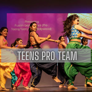 2021 Teens Pro BollyFusion (Level 4) 13+ yrs