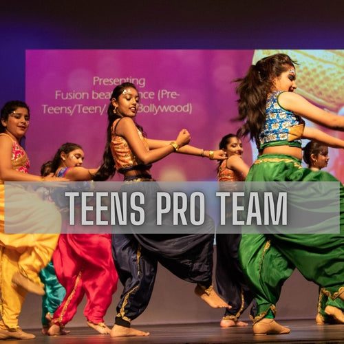 Teens Bollywood Class (Level 4) 13+ yrs