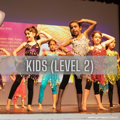 Kids Bollywood (Level 2) 7-9yrs