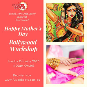 Mother's Day Bollywood Workhshop