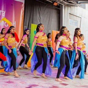 TERM 3, 2019 : CURRENT STUDENTS Adult Pro Team Bollywood/Bollyfunk (10 Weeks)