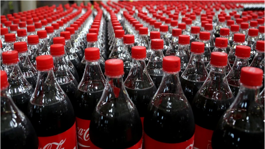 Coca-Cola Produces 200,000 Plastic Bottles A Minute