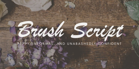 Brush Script | Boomi Zero Waste