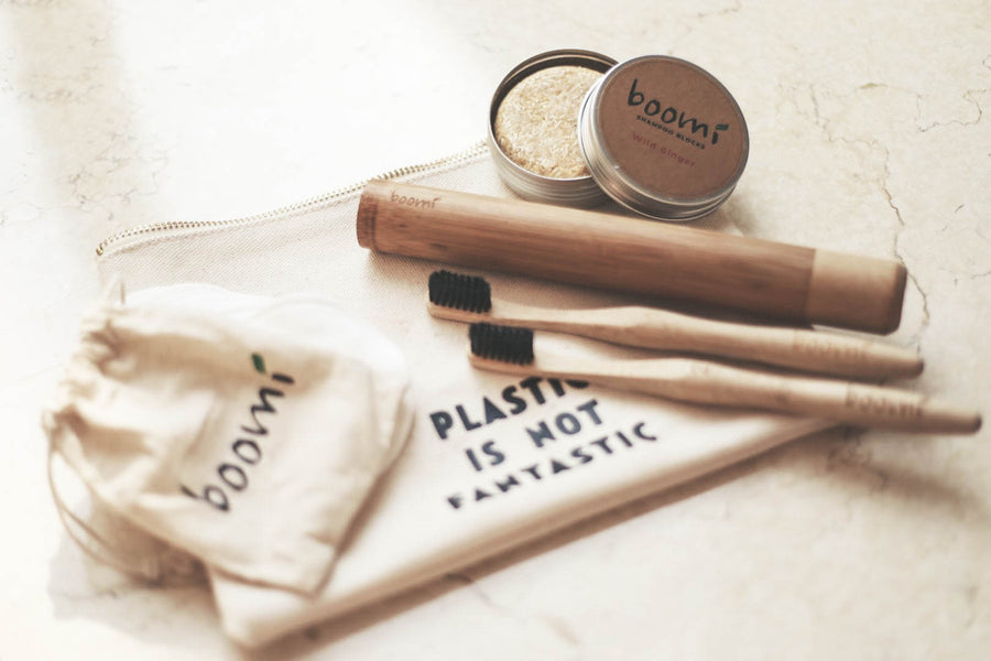 Boomi Travel Kit |Zero-Waste Products | Boomi | Singapore | South East Asia