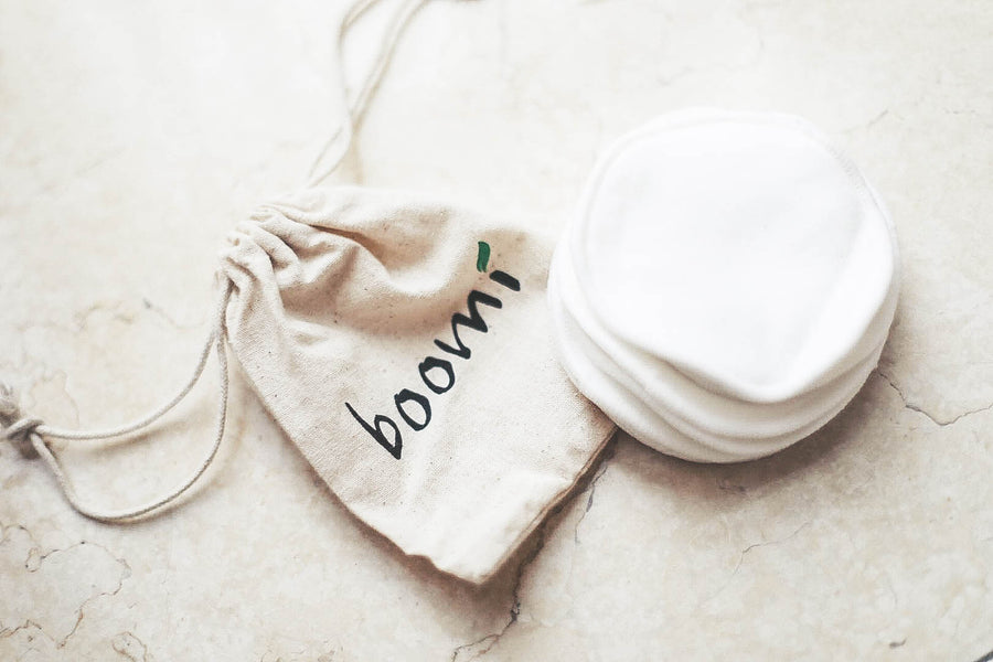 Reusable Make-up Wipes | Zero-Waste Products | Boomi | Singapore | South East Asia