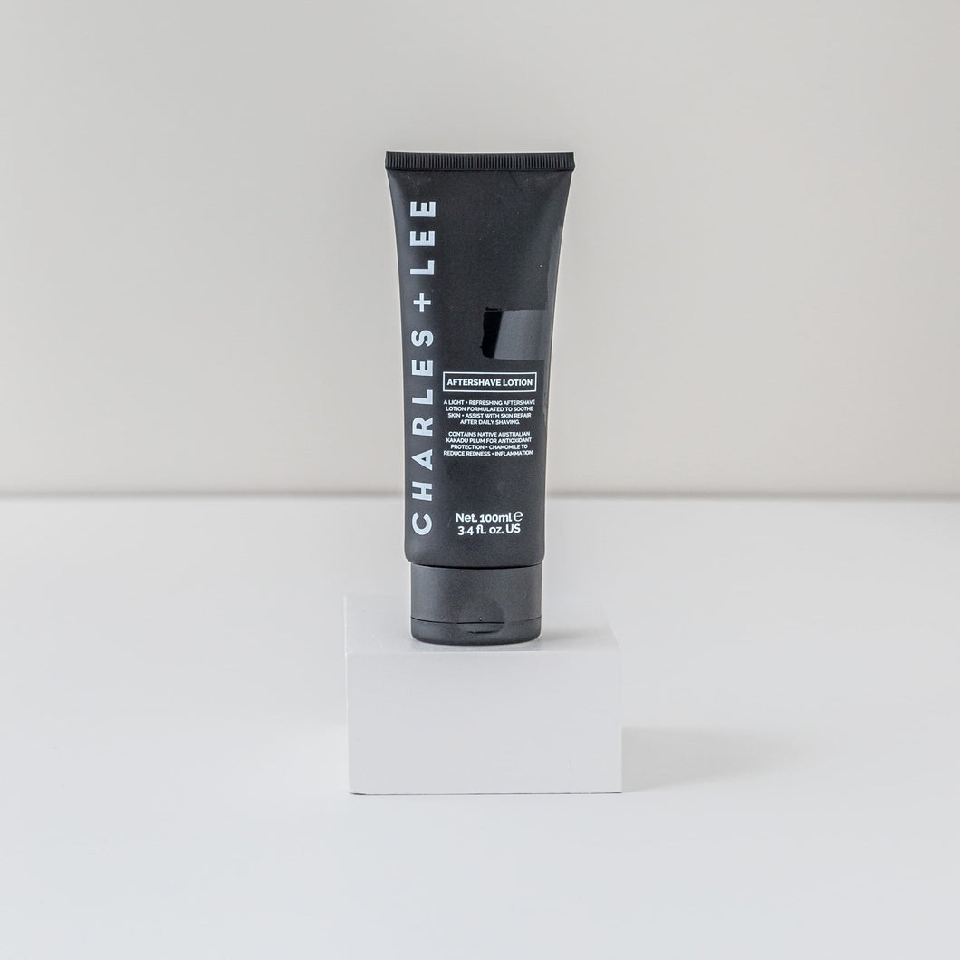 Charles + Lee Aftershave Lotion | Leo loves Coco