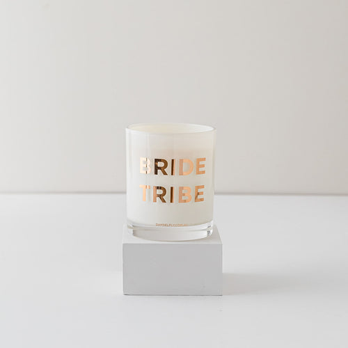 Damselfly Bride Tribe Candle | Leo loves Coco