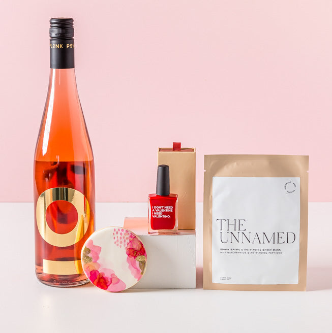 Yes Way Rosé Gift Hamper, Birthday Present, Pamper Hamper