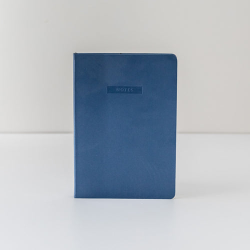 MiGOALS Notes Journal in Navy | Leo loves Coco