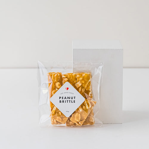 Peanut Brittle | Leo loves Coco