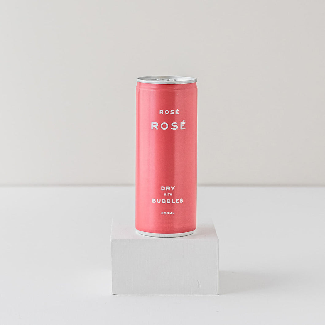 Rosé Rosé Sparkling Wine In A Can