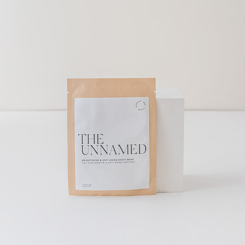 The Unnamed Brigtening & Anti-Aging Sheet Mask
