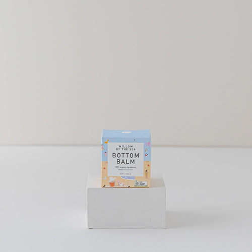 Willow by the Sea Bottom Balm | Leo loves Coco
