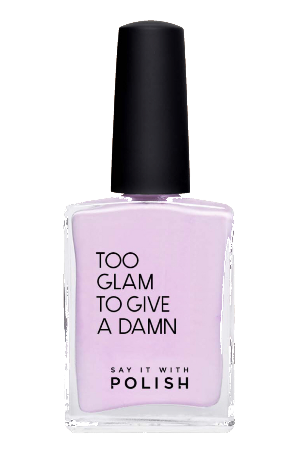 Say It With Polish - Too Glam To Give A Damn - Leo loves Coco