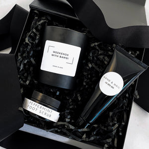 Little Black Gift Box - Leo loves Coco