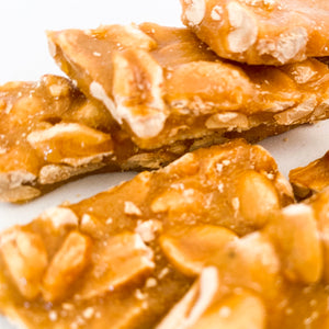 Peanut Brittle - Leo loves Coco