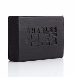 Charles + Lee Charcoal Soap Bar Duo - Leo loves Coco