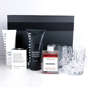 luxury gift basket, gift hamper for him, men's gift basket, gift hamper, leo loves coco