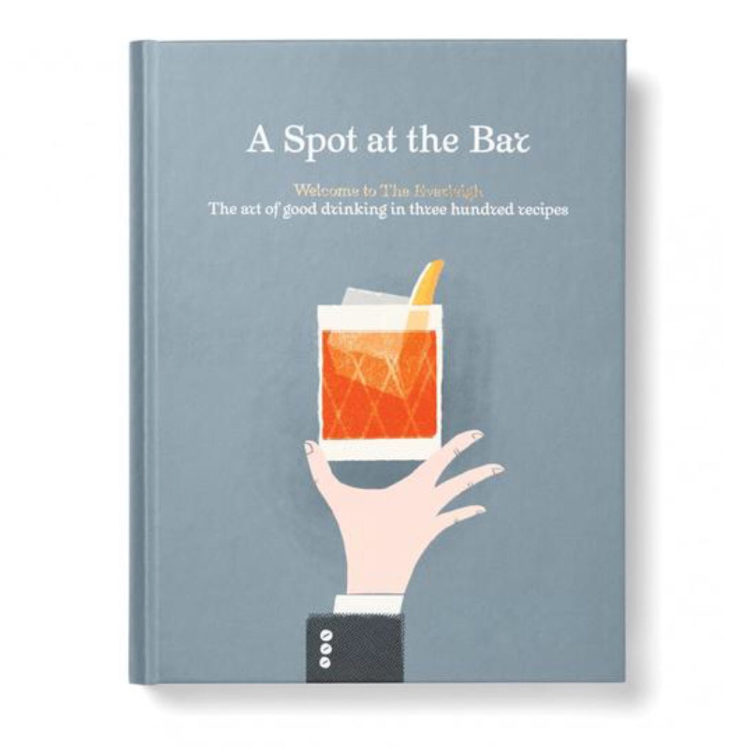 Everleigh Bottling Co 'A Spot at the Bar' Book - Leo loves Coco
