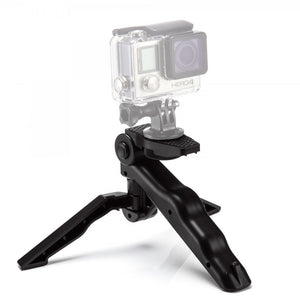 Universal Mini 75 Degrees Tripod & Handle Stabilizer for DSLR Cameras