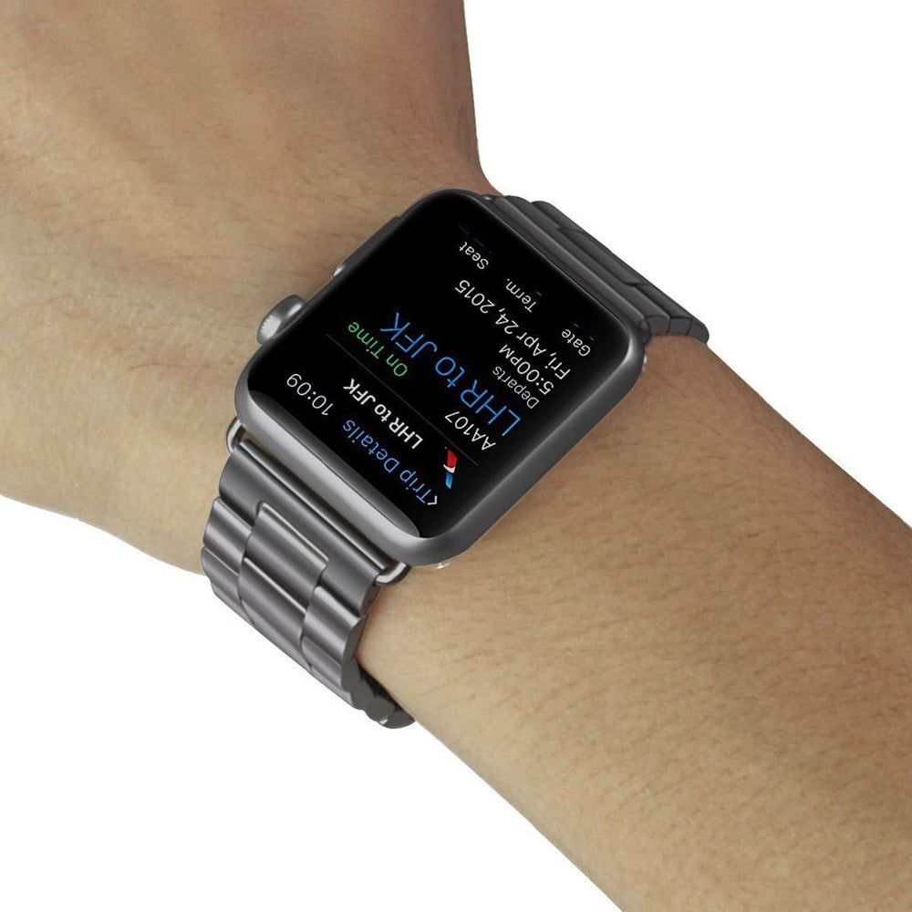 Stainless Steel Band for Apple Watch - 38mm or 42mm
