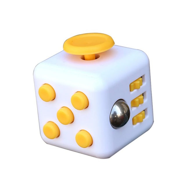 Mini Fidget Cube Anti-Anxiety Stress Relieving Dice
