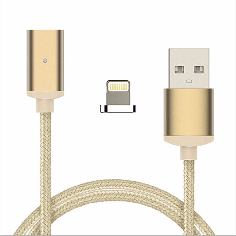 High Speed USB Magnetic Data Cable for APPLE Lightning Products