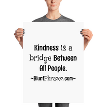 Kindness Is A