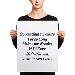 Succeeding At Failure